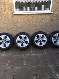 BMW 16 wheels
