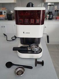 Baby Gaggia coffee machine for PARTS only