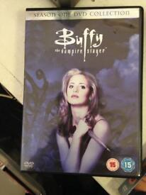 Buffy the vampire slayer Season Series 1 Complete Boxset DVD American TV Show Films Collection