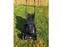 Self propelled lawnmower mcculloch