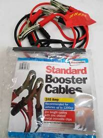 Streetwize 165amp car booster cables