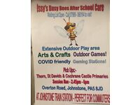 Issys Busy Bees After School Care in Johnstone