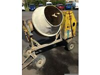 Full Batch Diesel Mixer 5.3 1/2 Load