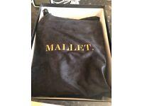 Men's Mallet trainers size 9