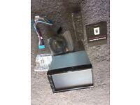 Car Double Din DVD Navigation Entertainment System