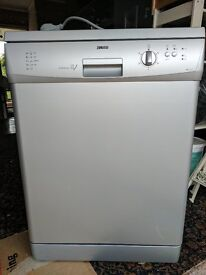 Zanussi Essential Dishwasher - Used, but in good condition