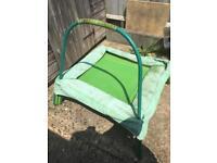 Toddler trampoline