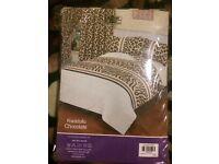New single bumper set bedding duvet cover pillowcase curtain