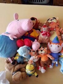 Character teddys