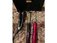 Babyliss Curlers & Crimpers with Lee Stafford tight curler