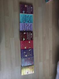 Angus thongs and perfect snogging book set