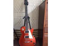 Les Paul tanglewood guitar