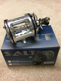 Shakespeare 2930.300 Multiplier Reel with Level Wind (Brand New)