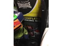 Lonsdale Boxing Set
