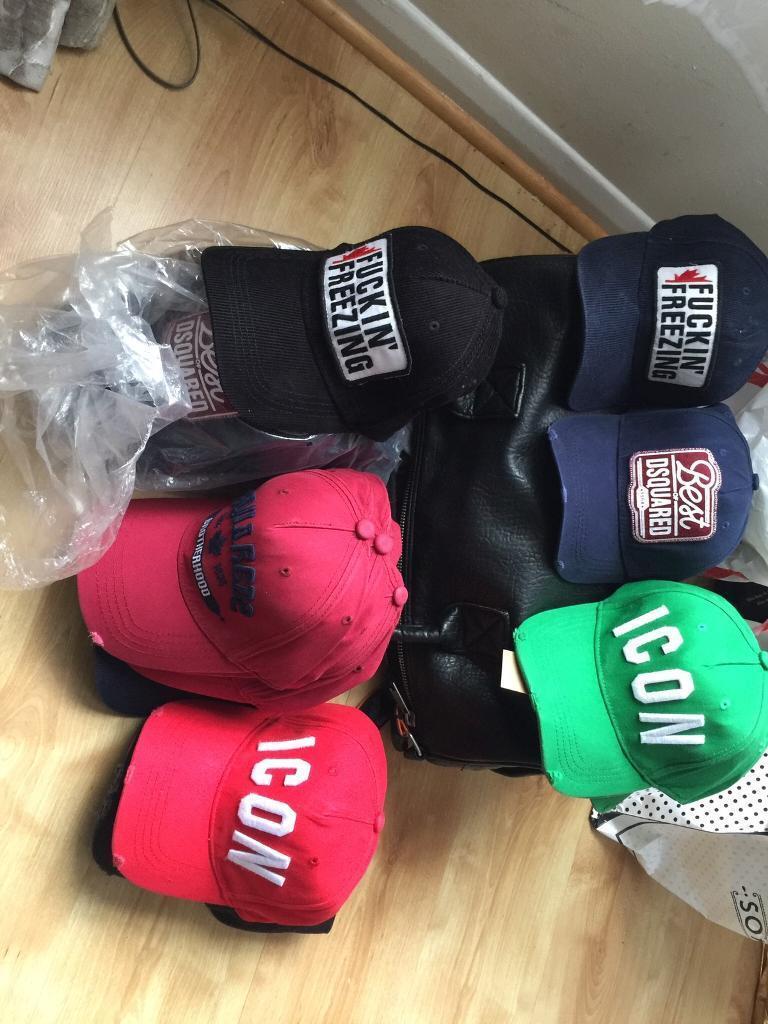 D square hats, d square snap backs, snap back, like new era hats