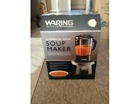 Waring Soup Maker (brand new boxed)