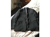 Boys pinstripe suit age 12 years