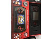 Sonic arcade gamer portable