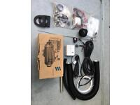 Eberspacher D2 12v heater. New fitting kit and supplied with fuel pump.