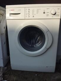 Bosch 6 kilo washing machine