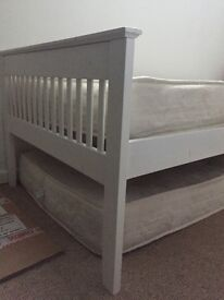 John Lewis Single Bed Frame - Collection only