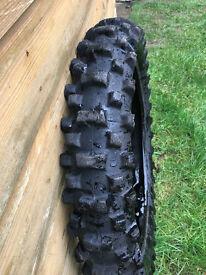 Michelin Starcross MX rear tyre