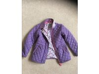 Girls Joules Jacket
