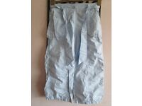 Next Girls Pale Blue Trousers