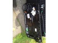 Vw beetle o/s door inner panel