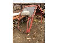 Massey ferguson 165 tractor safety frame