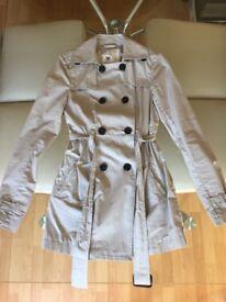 Jack Wills Trench Coat *LIKE NEW*