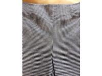 Ladies cropped trousers size 12