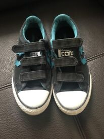 Size 2.5 Kids Converse Trainers