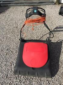 Job lot truvox wide area Vacuum cleaner