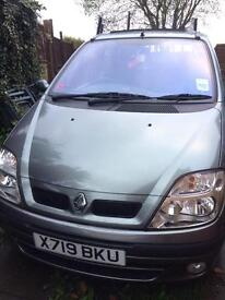 Renault Scenic Alize Sport - very low mileage