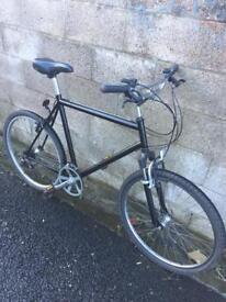 Custom Apollo mountain bike