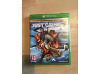Just cause 3. Xbox one can deliver locally