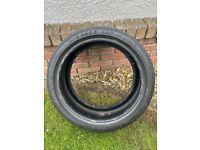 Good Year Eagle F1 Run Flat Tyre