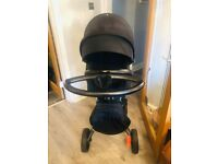 Stokke xplory limited edition pram system with extras