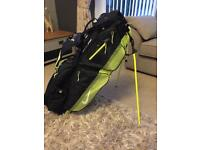 9ad61fc7795 Nike air sport carry stand golf bag