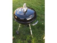 Weber kettle BBQ 47cm in excellent condition