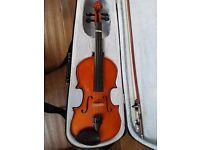 Primavera 4/4 violin in excellent condition with case