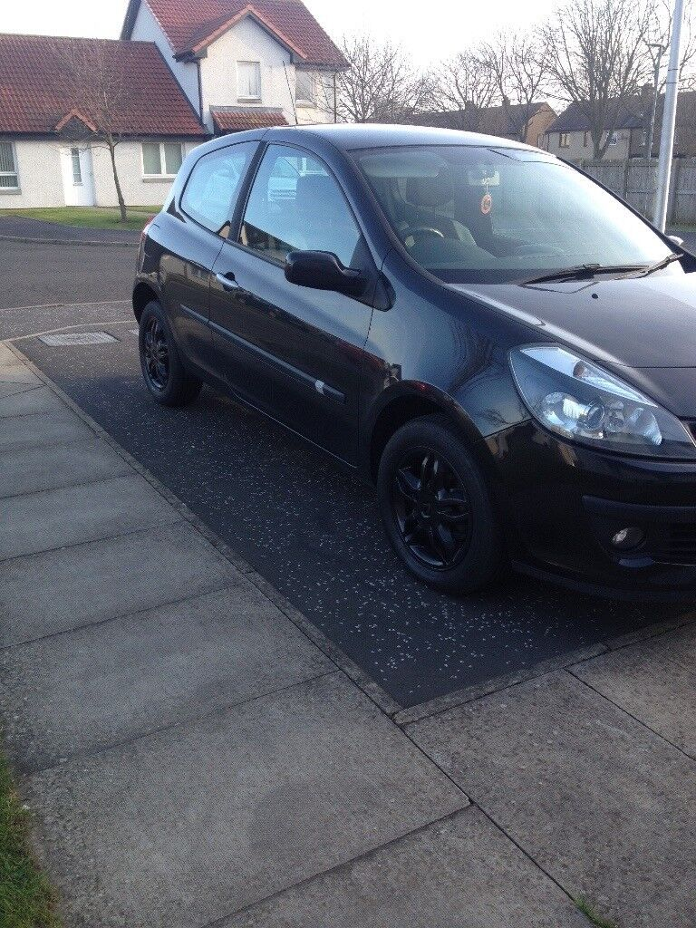 Rental clio dynamic for swap -sale