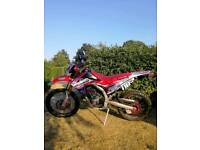 Honda CRF250L 2014 enduro supermoto low mileage long mot