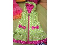 Girls vest/coat