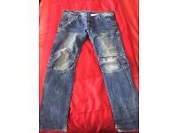 Mens g star jeans