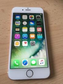 Apple iphone 6s 64gb rose gold factory unlocked