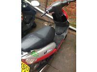 Peugeot vclic 50cc 4stroke moped