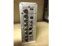 Focusrite Saffire Firewire soundcard. 2x FireWire connection Multiple in/output