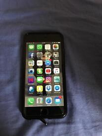 Iphone 6 silver 64gb factory unlocked